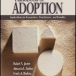 The Handbook of Adoption on sale now!